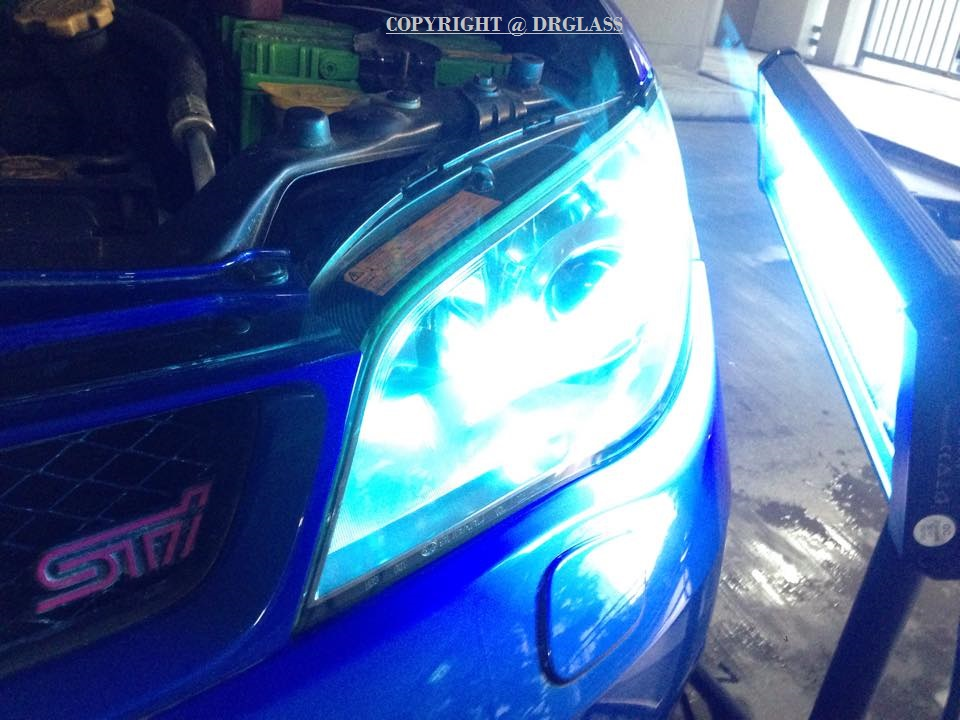 Dr Glass Headlight Restoration
